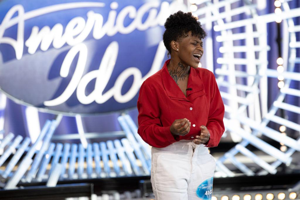 Samantha 'Just Sam' Diaz 'American Idol'