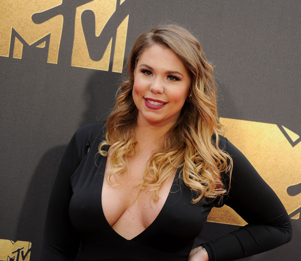 Teen Moms Kailyn Lowry Poses Nude for New Photo Shoot