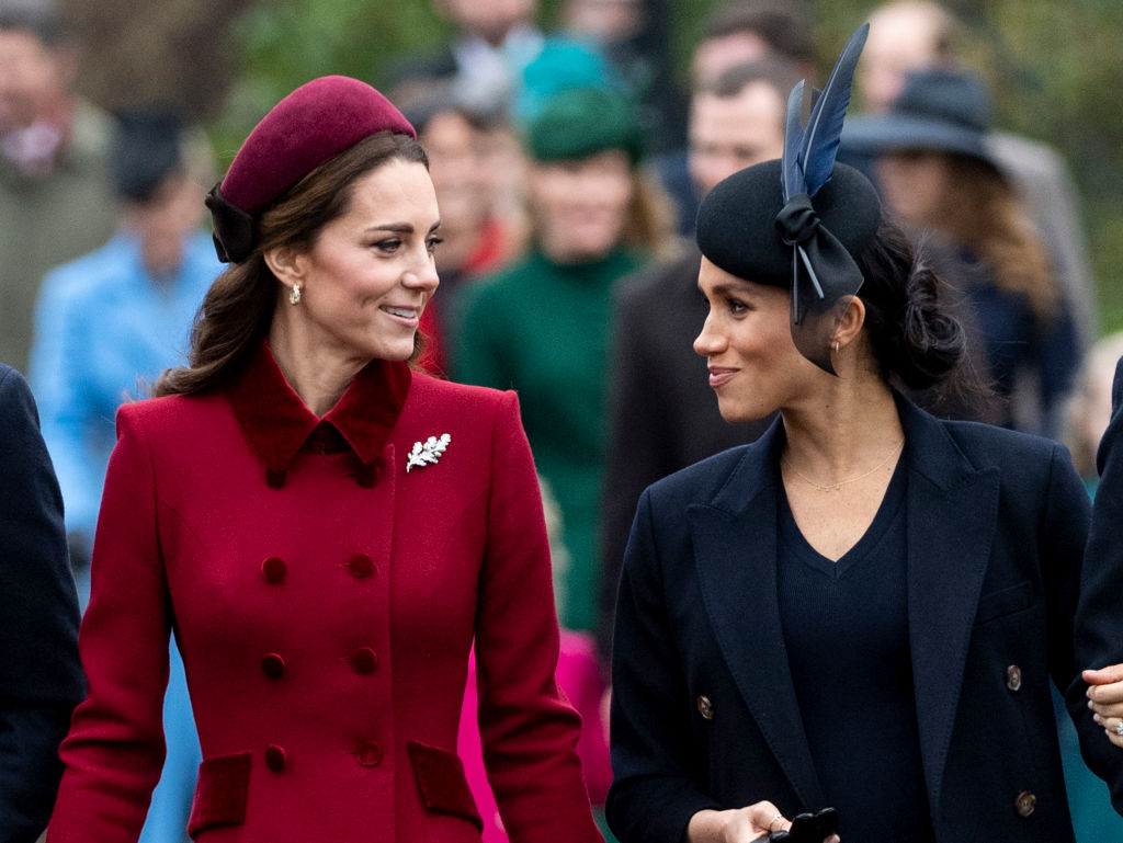 Meghan Markles half-sister accuses the Duchess of ghosting her family