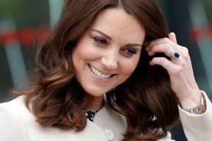 Why Kate Middleton Was Just Spotted Without Her Engagement Ring