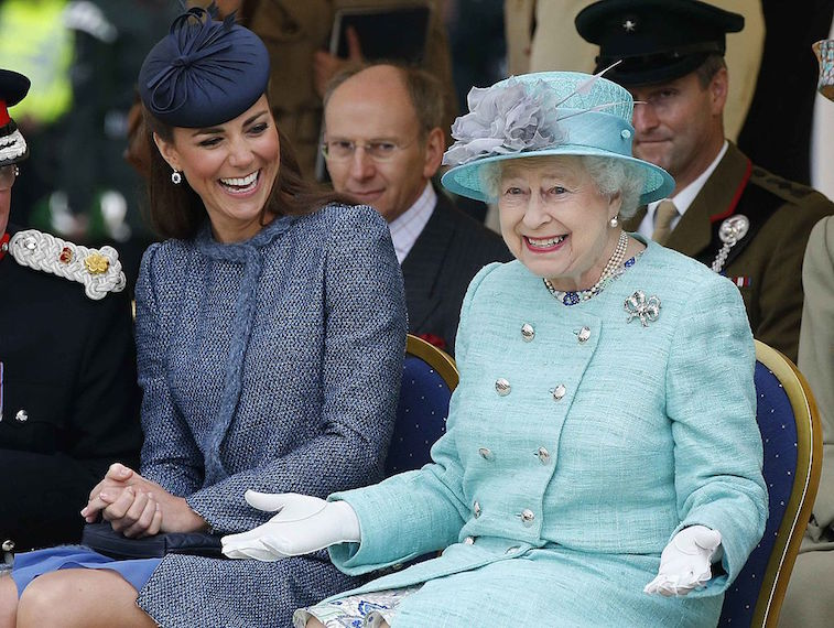 Photo of Kate Middleton's Morning Sickness During Pregnancy Reportedly Caused Tension Between Her and the Queen | Showbiz Cheat Sheet