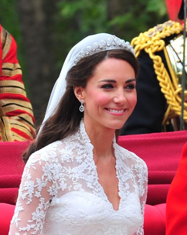 Kate Middleton's Royal Wedding