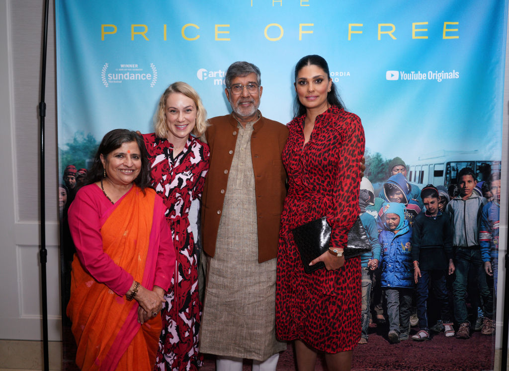Kati Morton at The Price of Free screening. | JC Olivera/Getty Images for YouTube