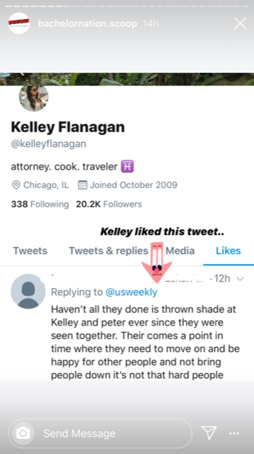 Kelley Flanagan liked a Twitter post