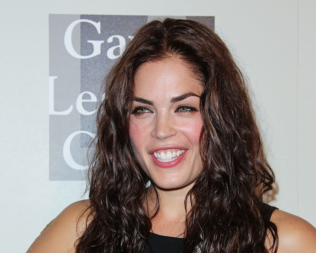 Kelly Thiebaud in 2014