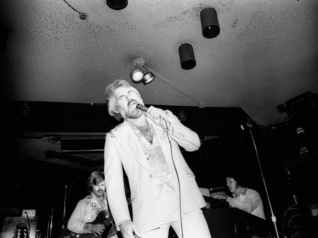 Kenny Rogers   Michael Ochs Archives/Getty Images
