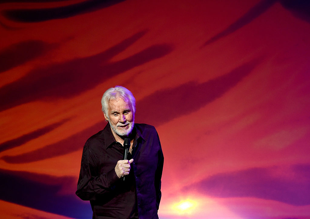 Kenny Rogers in 2016 |  Kevin Winter/Getty Images