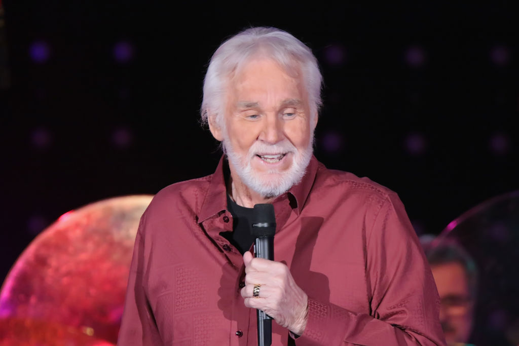 Kenny Rogers in 2017   Donald Kravitz/Getty Images