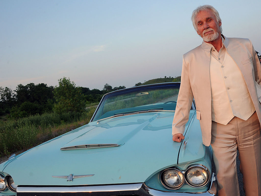 Kenny Rogers in 2011   Rick Diamond/Getty Images for CMT