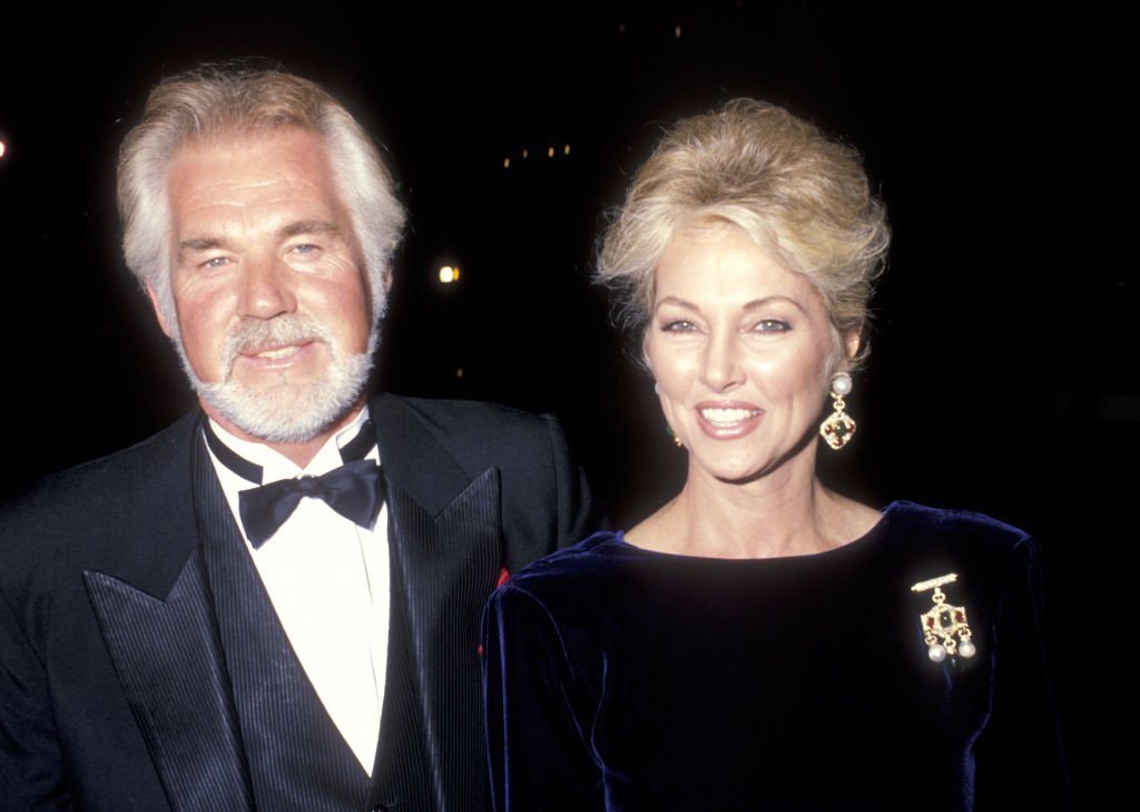 Why Kenny Rogers Marriage To His Fourth Wife Marianne Gordon Ended