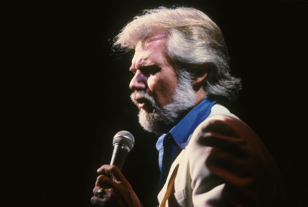Kenny Rogers in 1982 | Luciano Viti/Getty Images