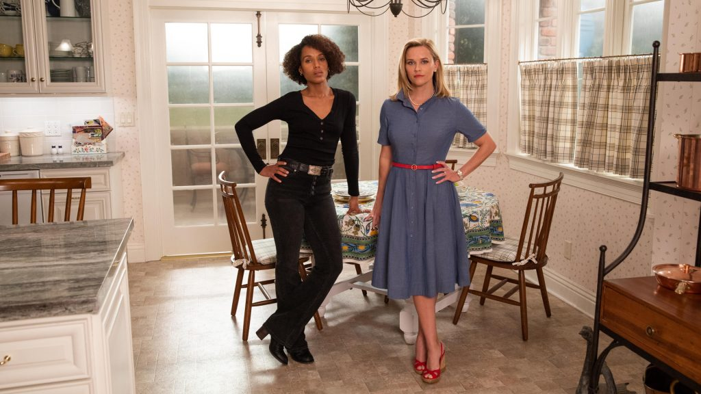 Kerry Washington and Reese Witherspoon from 'Little Fires Everywhere' Season 1