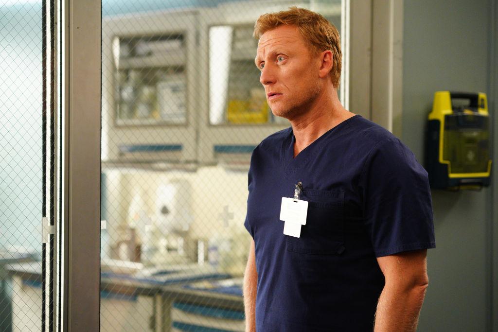 "Kevin McKidd of ""Grey's Anatomy"""