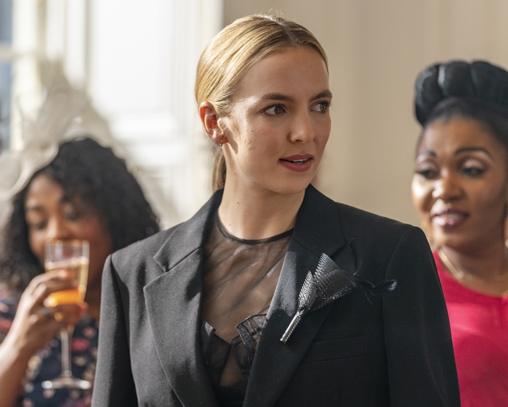 Wedding of Villanelle and Someone