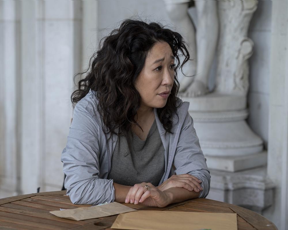 Killing Eve Season 3: Sandra Oh