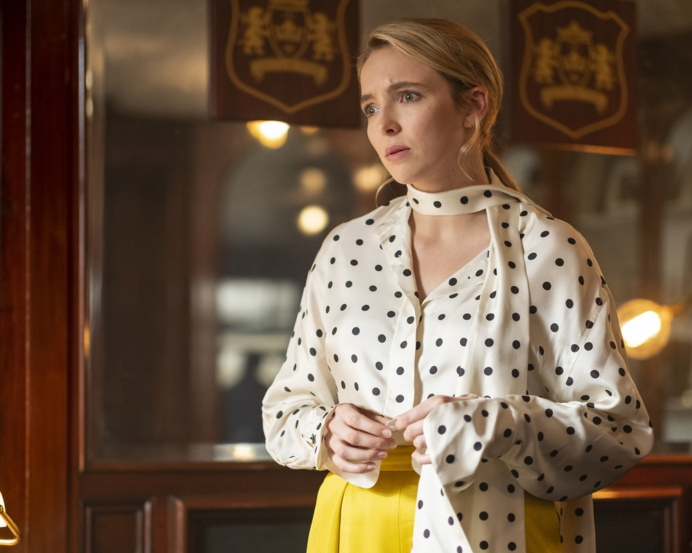 Jodie Comer as Villanelle in Season 3 of 'Killing Eve'
