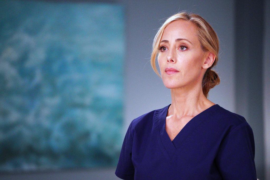 Kim Raver as Teddy Altman on 'Grey's Anatomy' Season 16