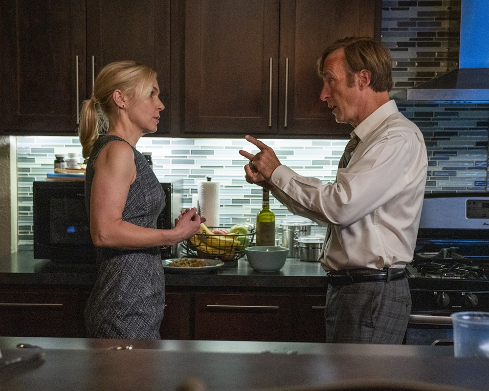 Better Call Saul: Kim Wexler and Jimmy McGill