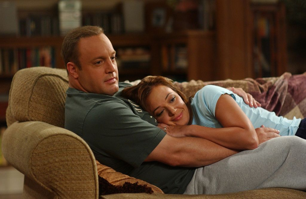 Doug and Carrie Hefferrnan of 'The King of Queens'