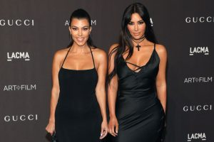 The Most Outrageous Kim and Kourtney Kardashian Fights, Ranked