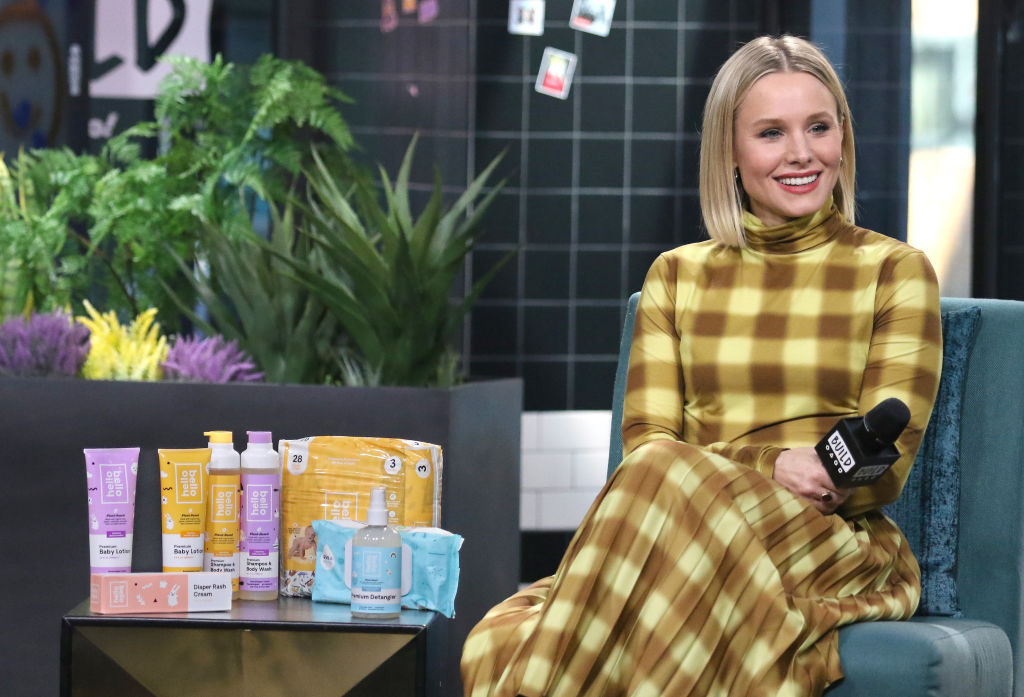 Game night with Kristen Bell