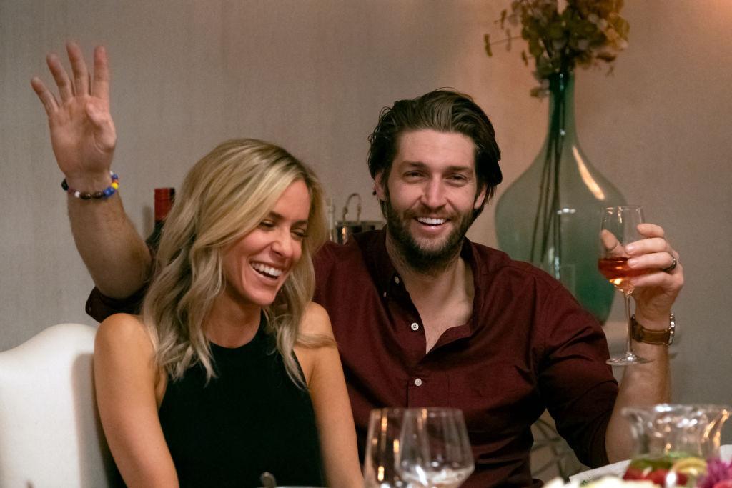 Kristin Cavallari and Jay Cutler on 'Very Cavallari'