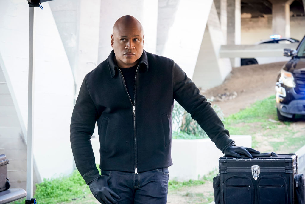 LL Cool J in a scene from NCIS Los Angeles Season 11, Episode 20   Monty Brinton/CBS via Getty Images