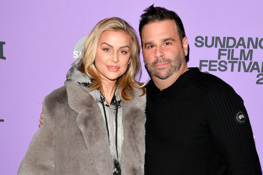 Lala Kent and producer Randall Emmett