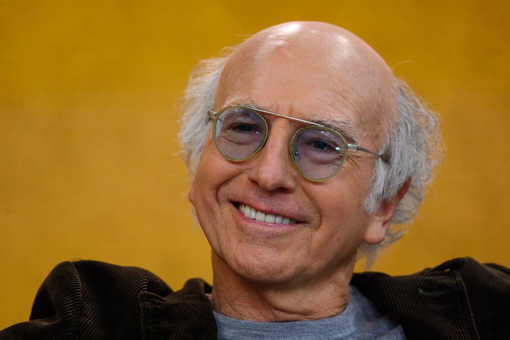Larry David Howard Stern hate 'Tiger King'