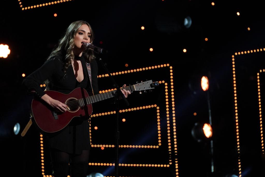 Lauren Mascitti 'American Idol' Top 21