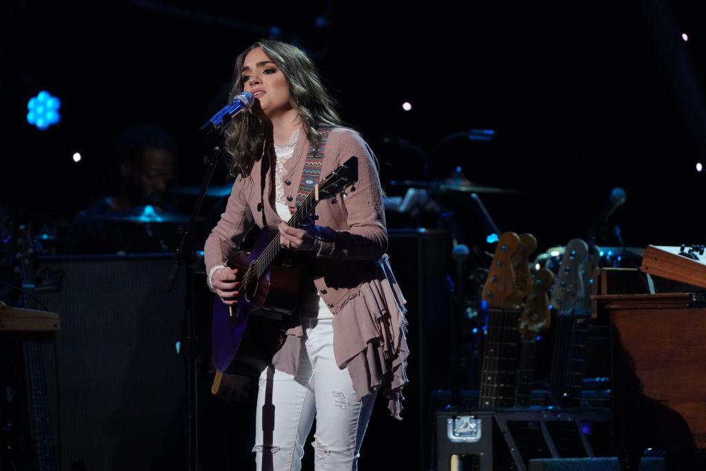 'American Idol' Lauren Mascitti