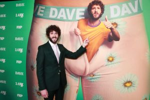 Why Kourtney Kardashian Did a Cameo On Lil Dicky's FXX Series 'Dave'