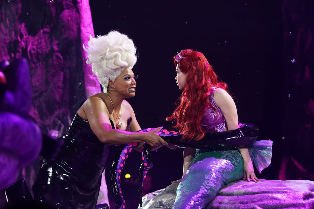 ABC's 'The Little Mermaid Live!'