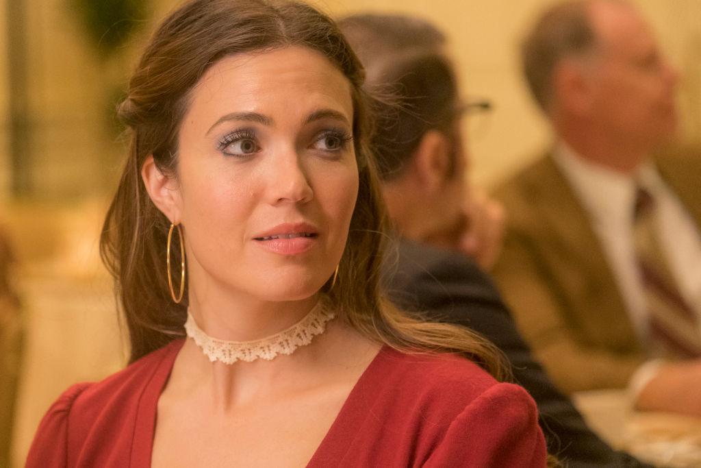 Mandy Moore as Rebecca on 'This Is Us' Season 4