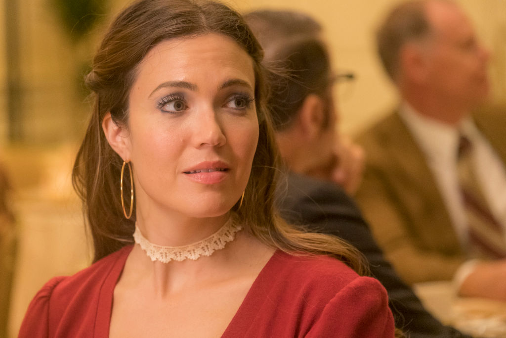 Mandy Moore as Rebecca on 'This Is Us' Season 4