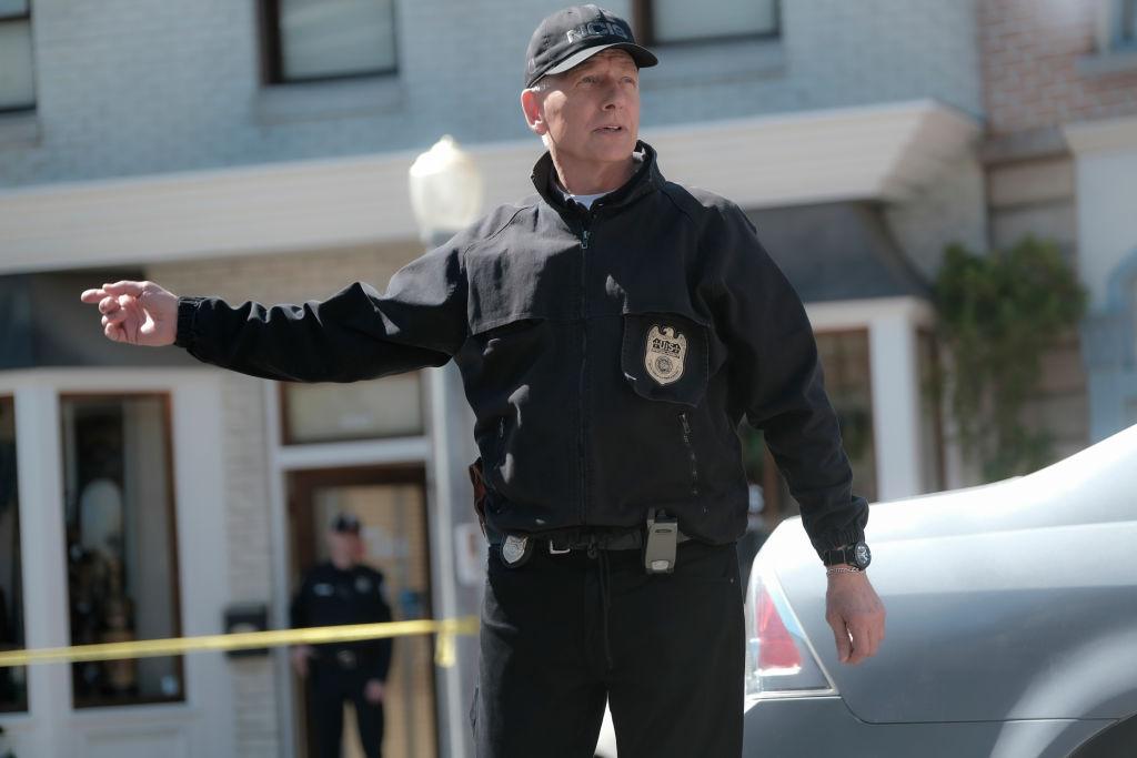 Mark Harmon as Leroy Jethro Gibbs    Monty Brinton/CBS via Getty Images
