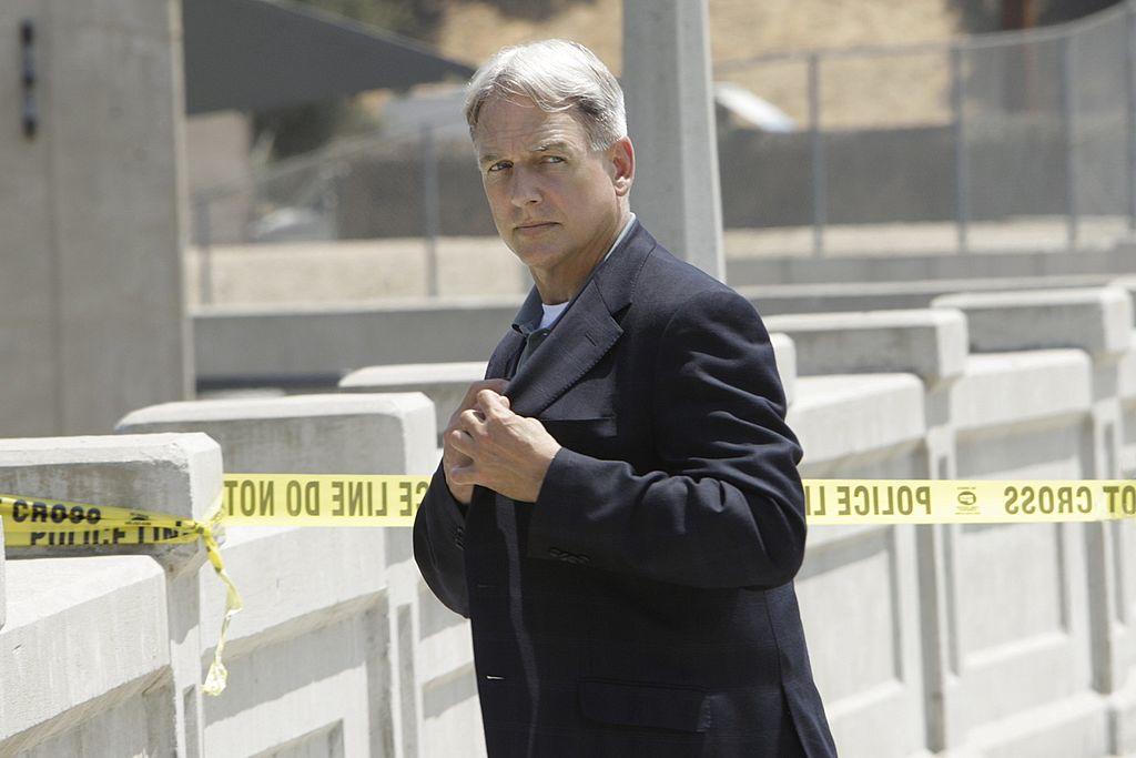 Mark Harmon as Agent Gibbs in NCIS