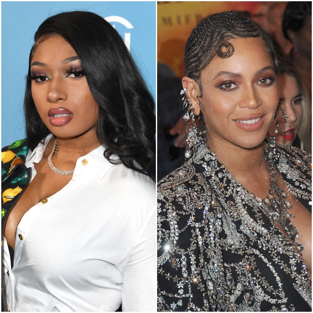 Megan Thee Stallion Drops 'Savage' Remix With Beyoncé