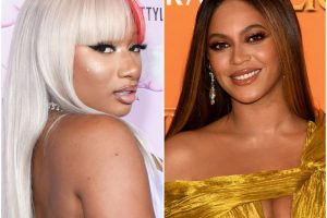 Megan Thee Stallion Opens Up About a Potential Beyoncé Collaboration