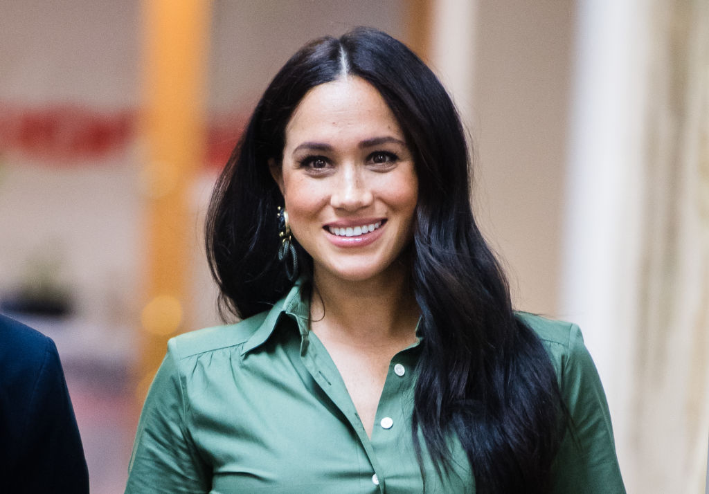 Meghan, Duchess of Sussex visits ActionAid during the royal tour of South Africa on October 01, 2019