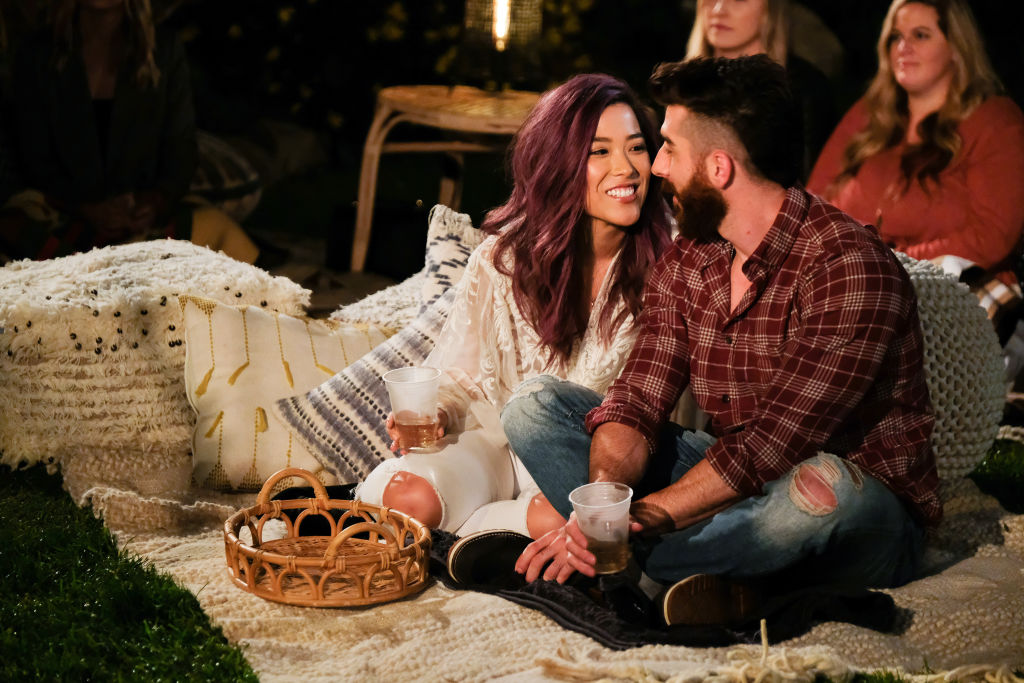 Mel and Matt on 'The Bachelor Presents: Listen to Your Heart' 2020
