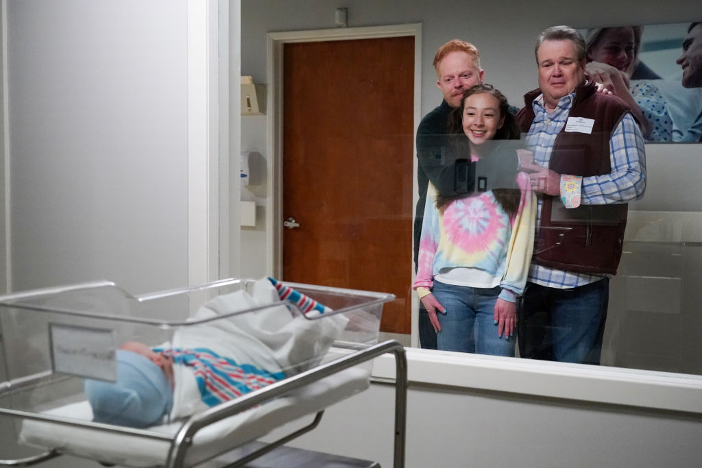 ABC 'Modern Family' cast members