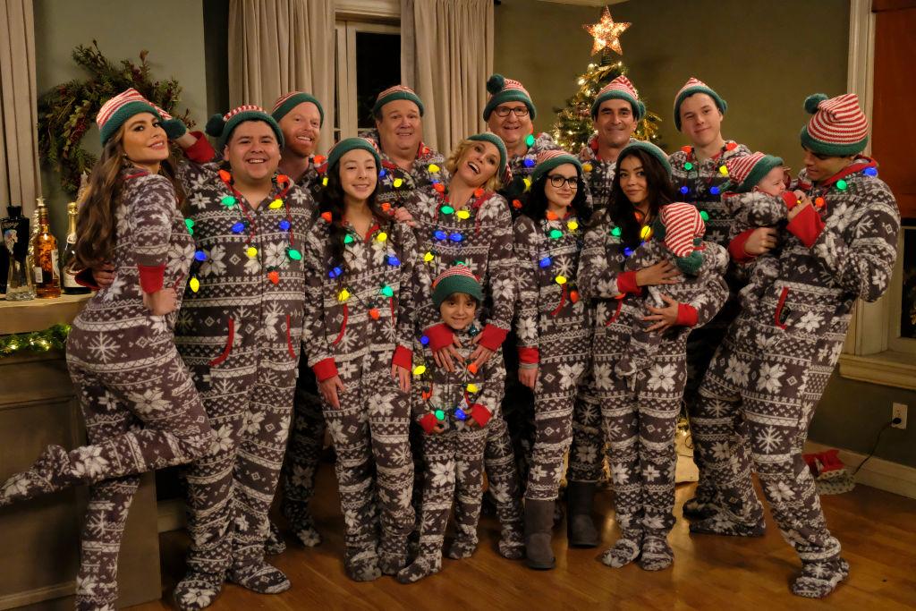 Modern Family series finale cast