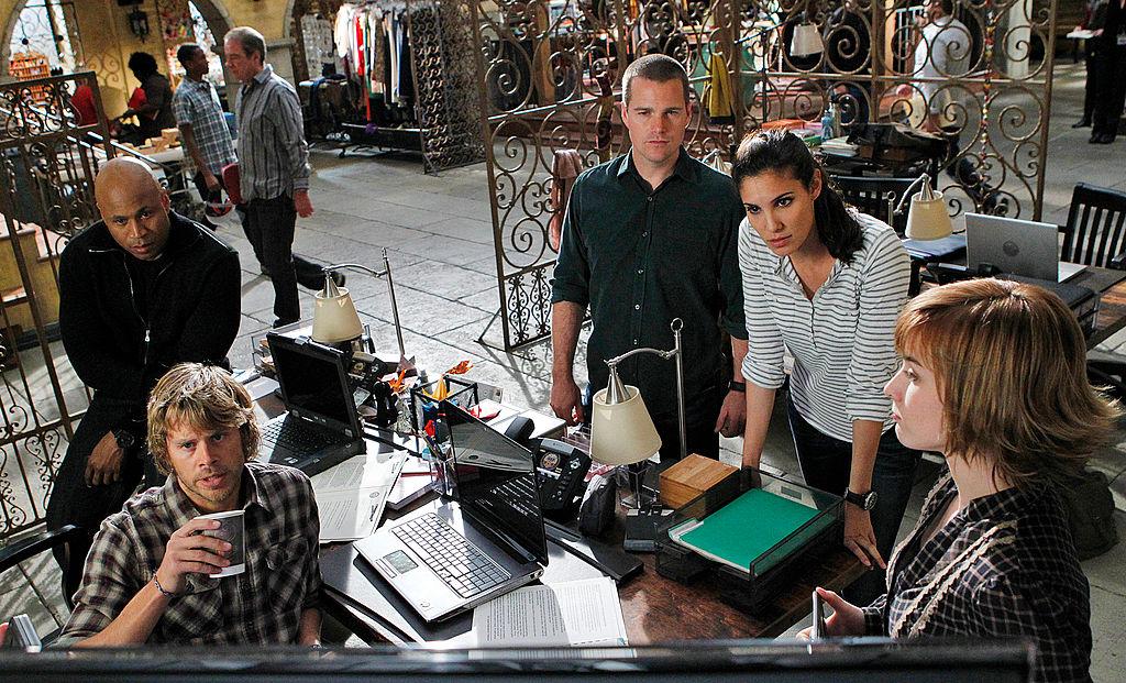 NCIS: Los Angeles cast |  Sonja Flemming/CBS via Getty Images