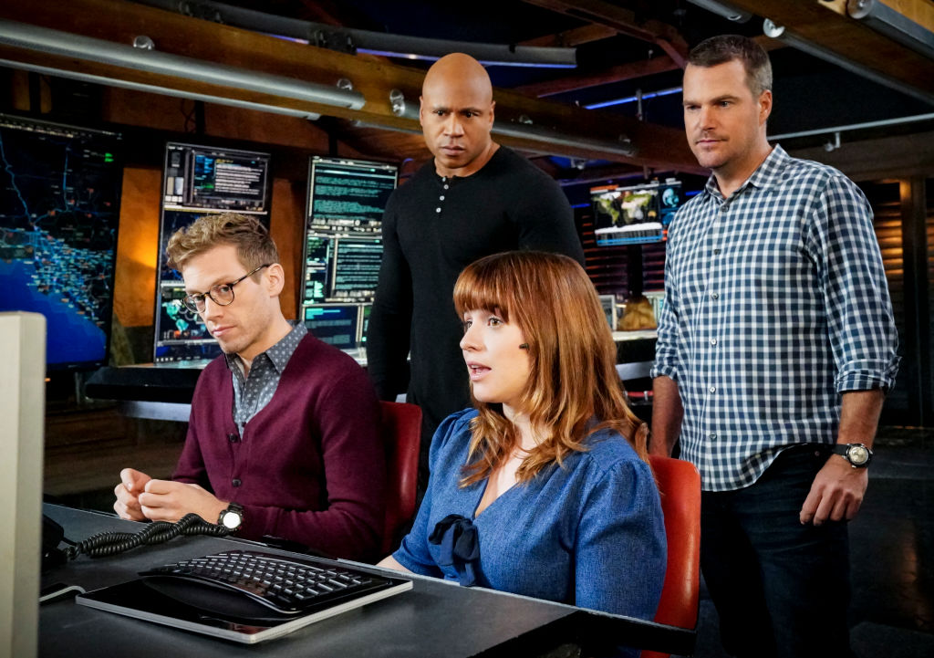 The NCIS Los Angeles cast |  Bill Inoshita/CBS via Getty Images
