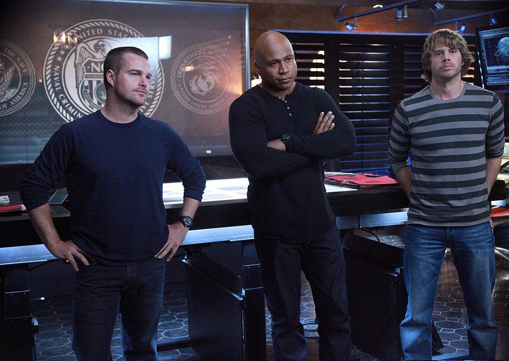 NCIS Los Angeles cast   Richard Cartwright/CBS via Getty Images