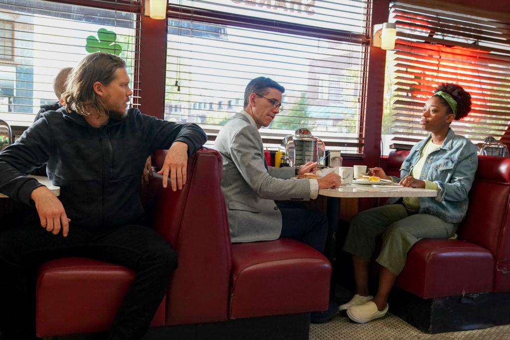 A scene from NCIS Season 17, Episode 19 | Monty Brinton/CBS via Getty Images