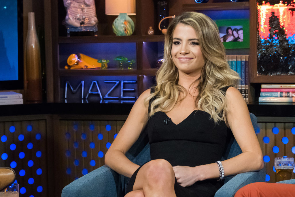 Naomie Olindo on 'Watch What Happens Live'