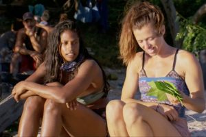 'Survivor: Winners at War': Fans are Calling Parvati and Natalie the Queens of Edge of Extinction