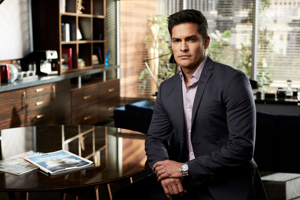 Nicholas Gonzalez as Dr. Neil Melendez | Art Streiber via Getty Images